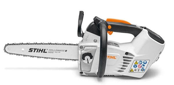 chainsaw for extremely precise cutting MSA 161 T for sale in perth
