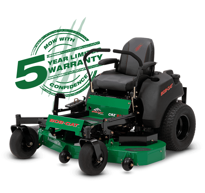 best zero-turn residential mower CRZ