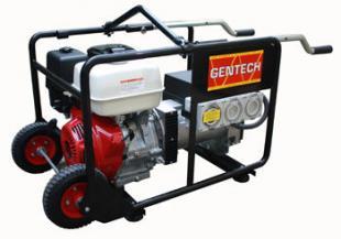 EP8000HIRE Honda Petrol Generator Large