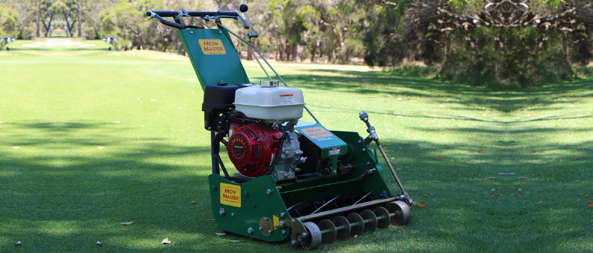 Seller of Lawn Mower Mow Master High Cut Mower in Perth