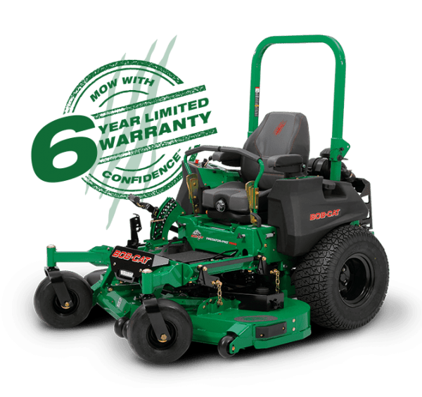 Commercial Ride On Mowers for Sale in Perth BobCat Predator-Pro™ 7000