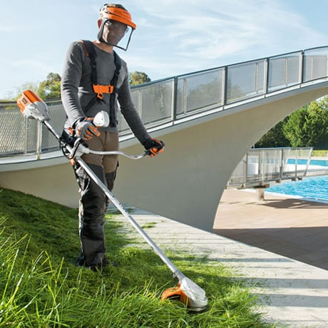 Stihl ecospeed Cordless brushcutter for sale perth