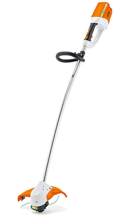 FSA 65 battery grass trimmer for thinning work