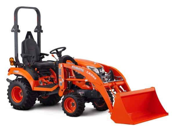 Supplier of Kubota Tractors BX2380 in Perth