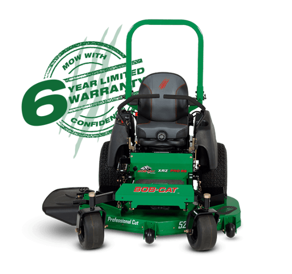 Commercial Ride on Mower XRZ-Pro-RS