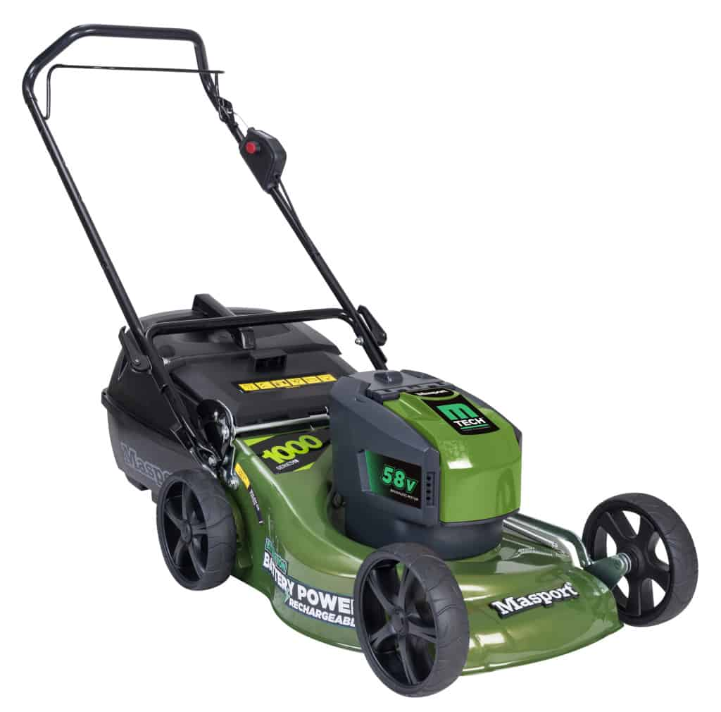 lawnmowers for professionals Masport