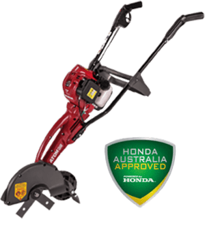 lawn edger for medium to large yards Atom 480