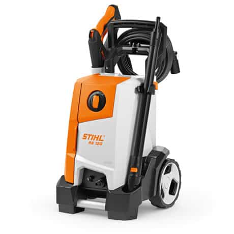 Electric High Pressure Cleaner RE 120 Garden Equipment