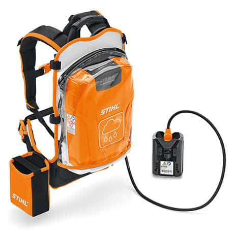 Backpack lithium-ion battery