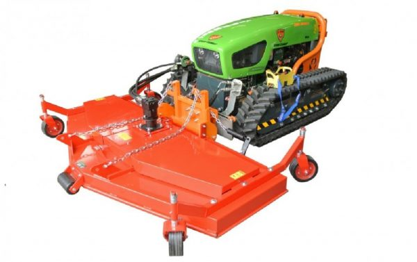 Green Climber LV 500 – remote control mower