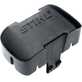 cover for battery slot for blowers