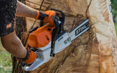 What Do STIHL Chainsaw Model Numbers Mean?