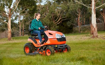 Why Kubota Mowers Have Such a Great Worldwide Reputation